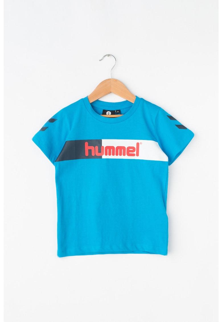 Tricou cu imprimeu text Kevyn de la Hummel