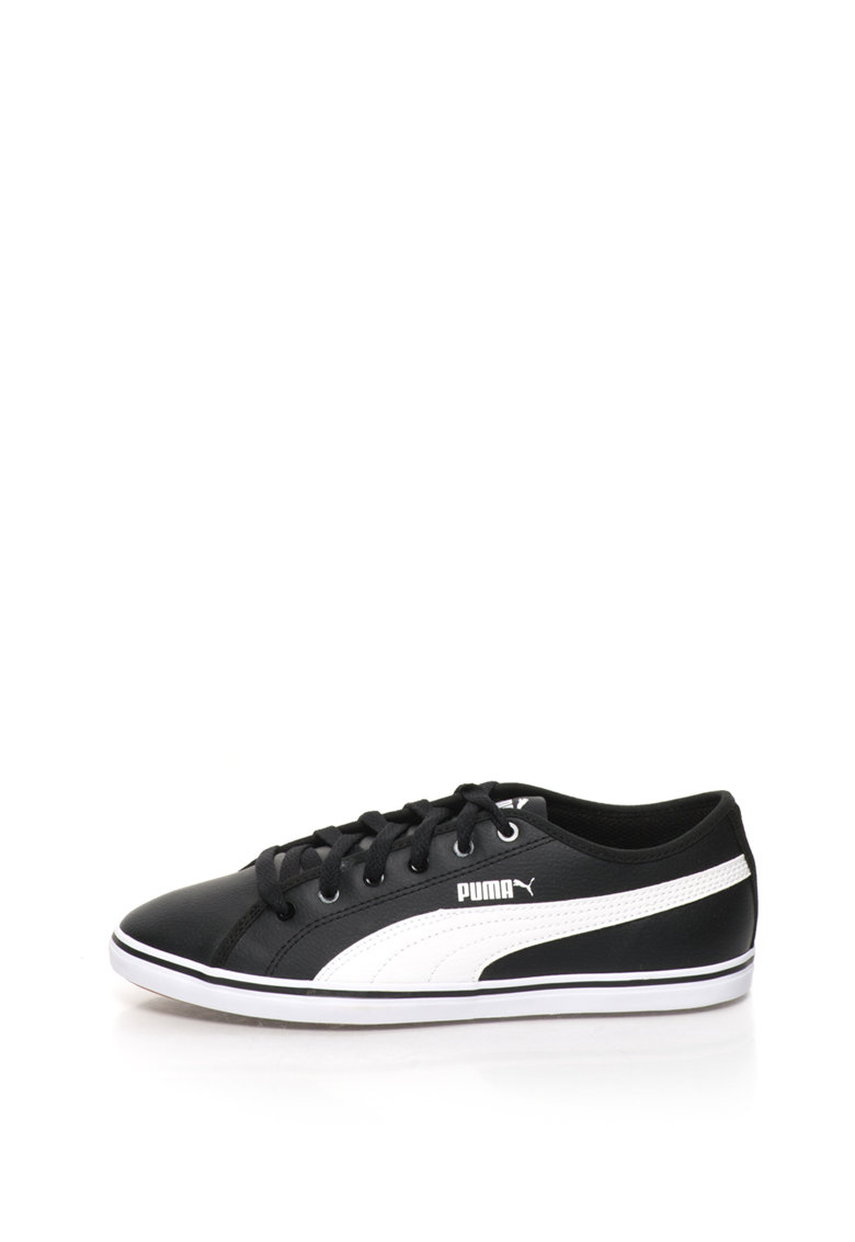 Pantofi sport din piele sintetica cu detalii contrastante Elsu v2 SL de la Puma