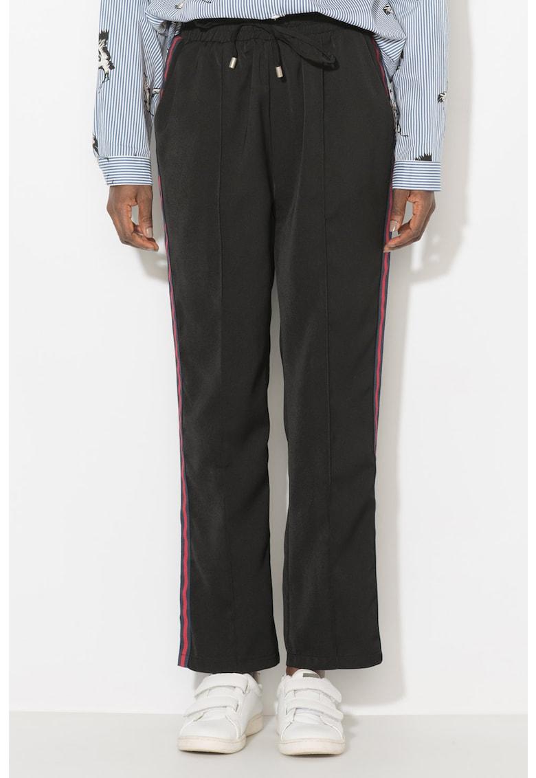 Zee Lane Denim Pantaloni cu talie elastica
