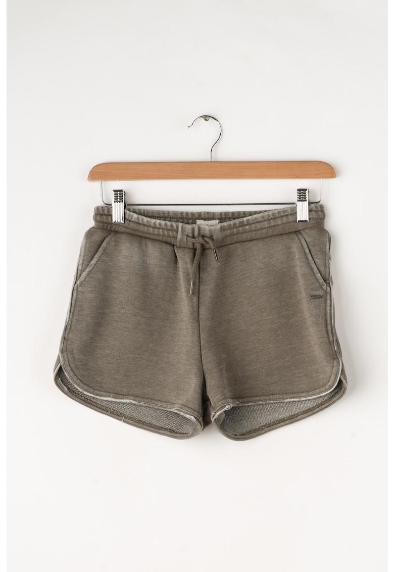 Pantaloni sport scurti cu snur pentru ajustare Pau