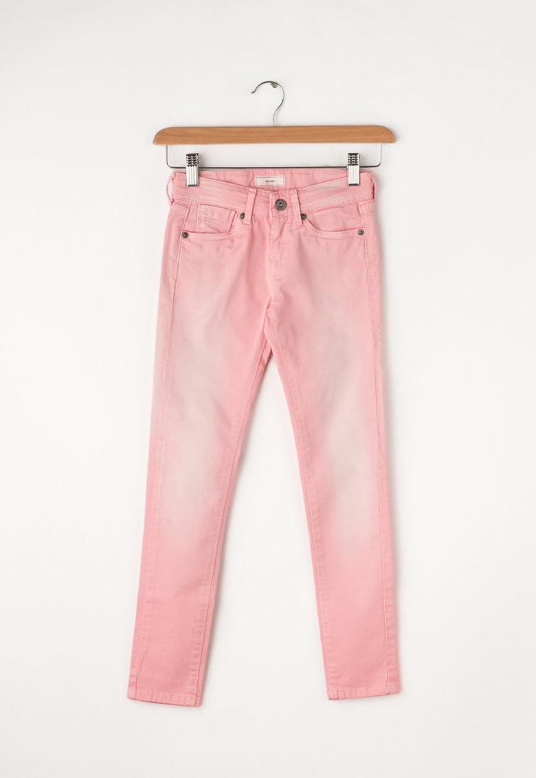 Pepe Jeans London Blugi skinny fit Pixlette