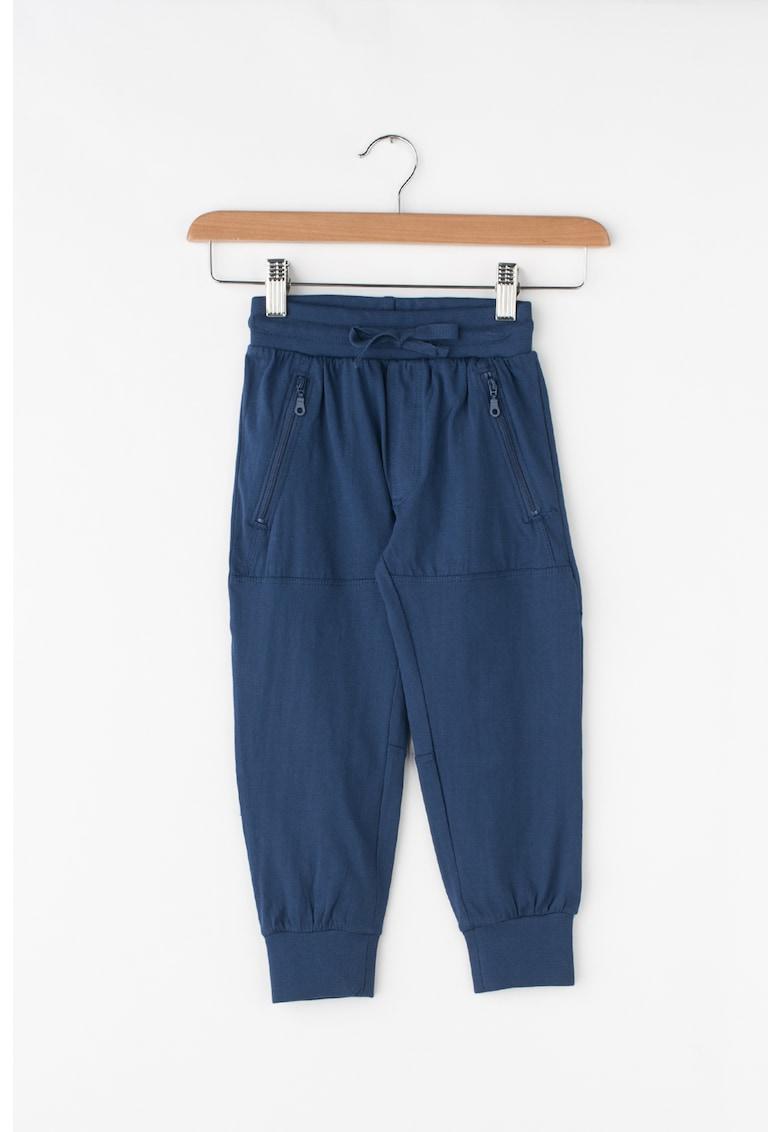 Zee Lane Kids Pantaloni jogger cu snur pentru ajustare