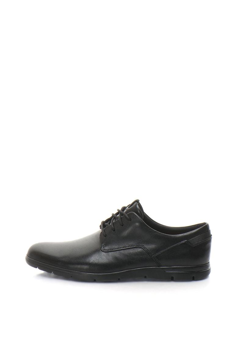 Clarks Pantofi derby din piele Vennor