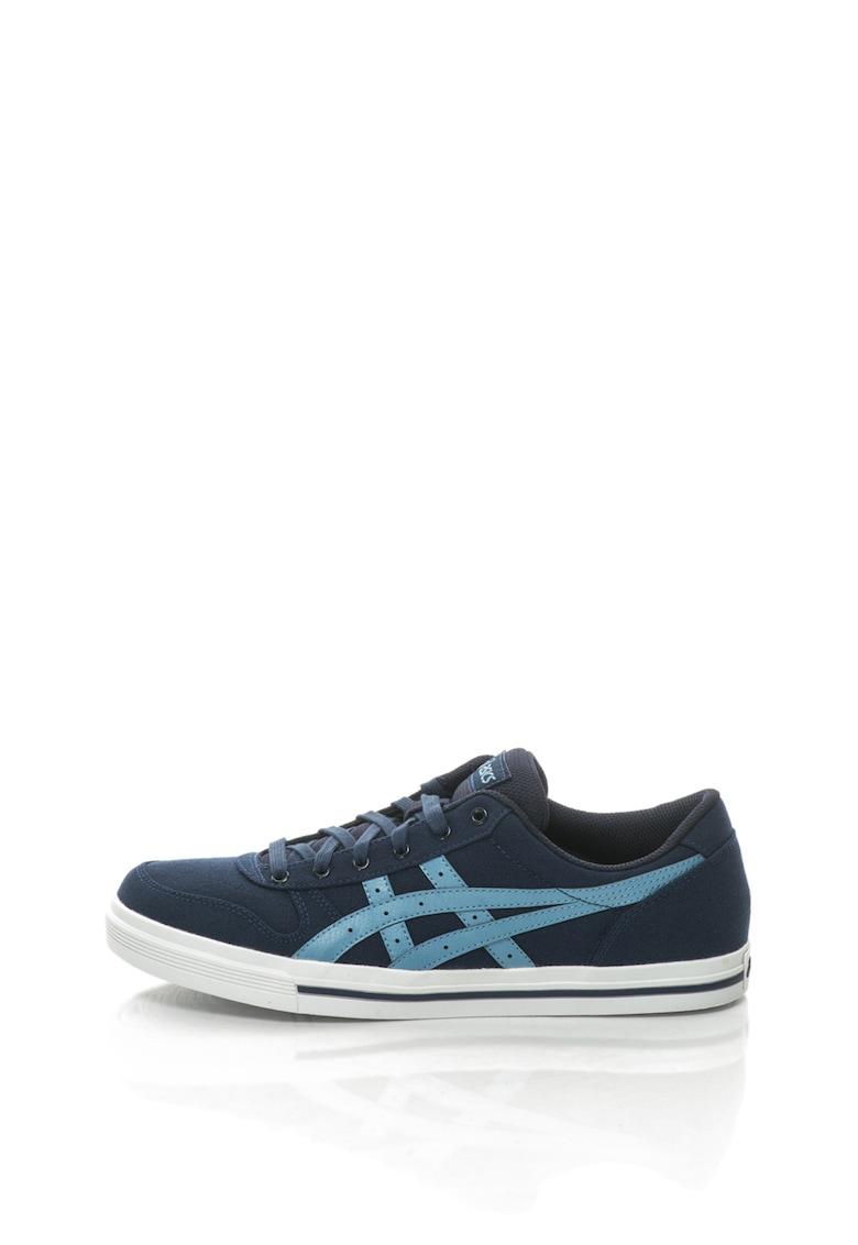 ASICS Tiger Pantofi sport cu detalii contrastante AARON