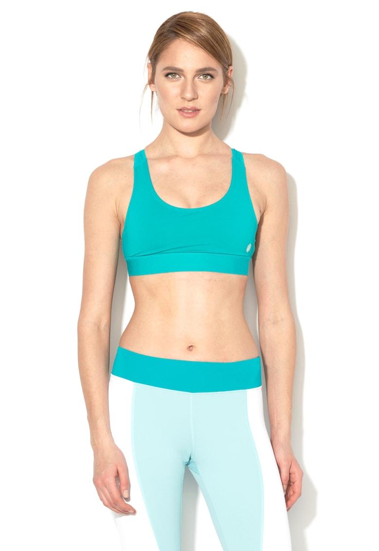 Bustiera cu spate din plasa decupat – pentru fitness de la Asics