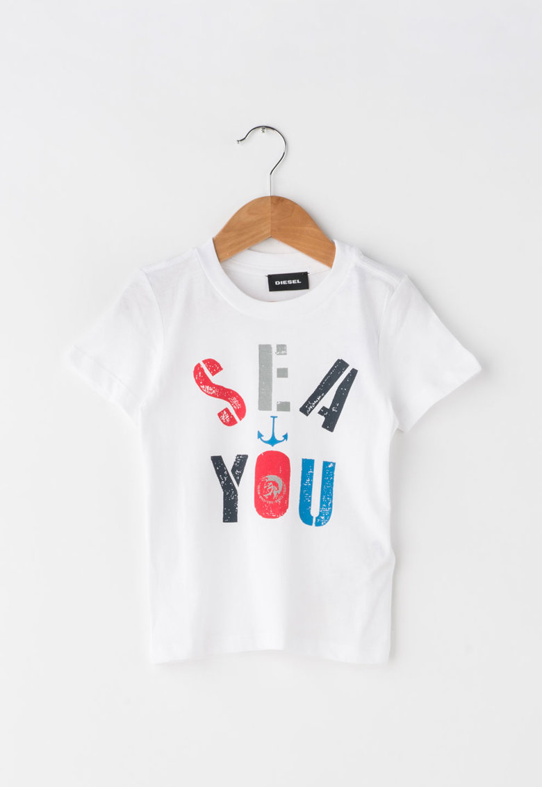 Tricou cu model text Talayk imagine