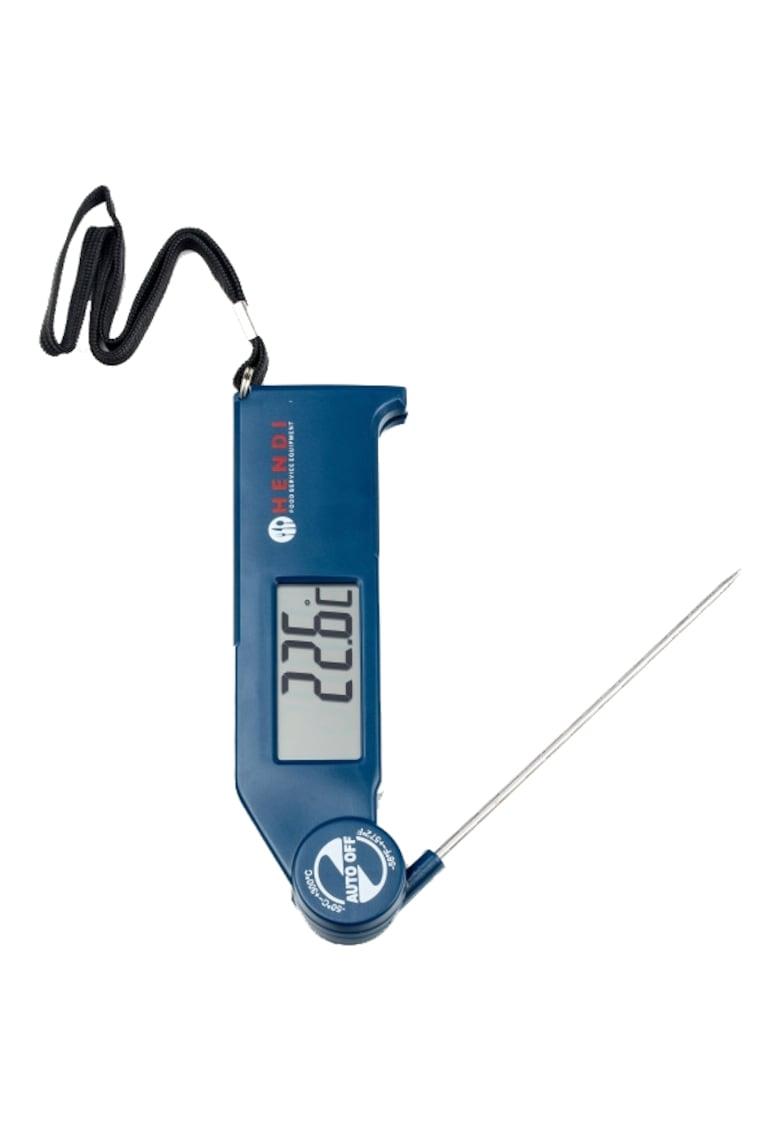 Termometru cu sonda pliabila otel inoxidabil 11 cm - -50/300°C imagine fashiondays.ro 2021