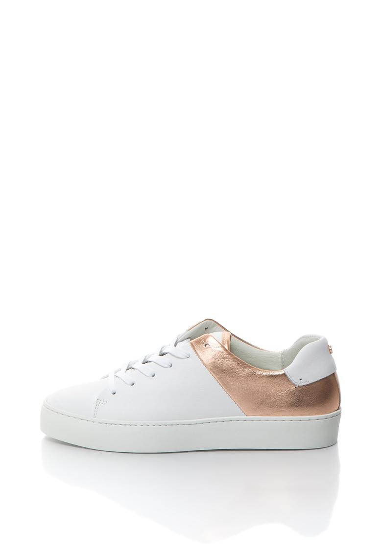 Bullboxer Pantofi sport din piele cu detalii metalice