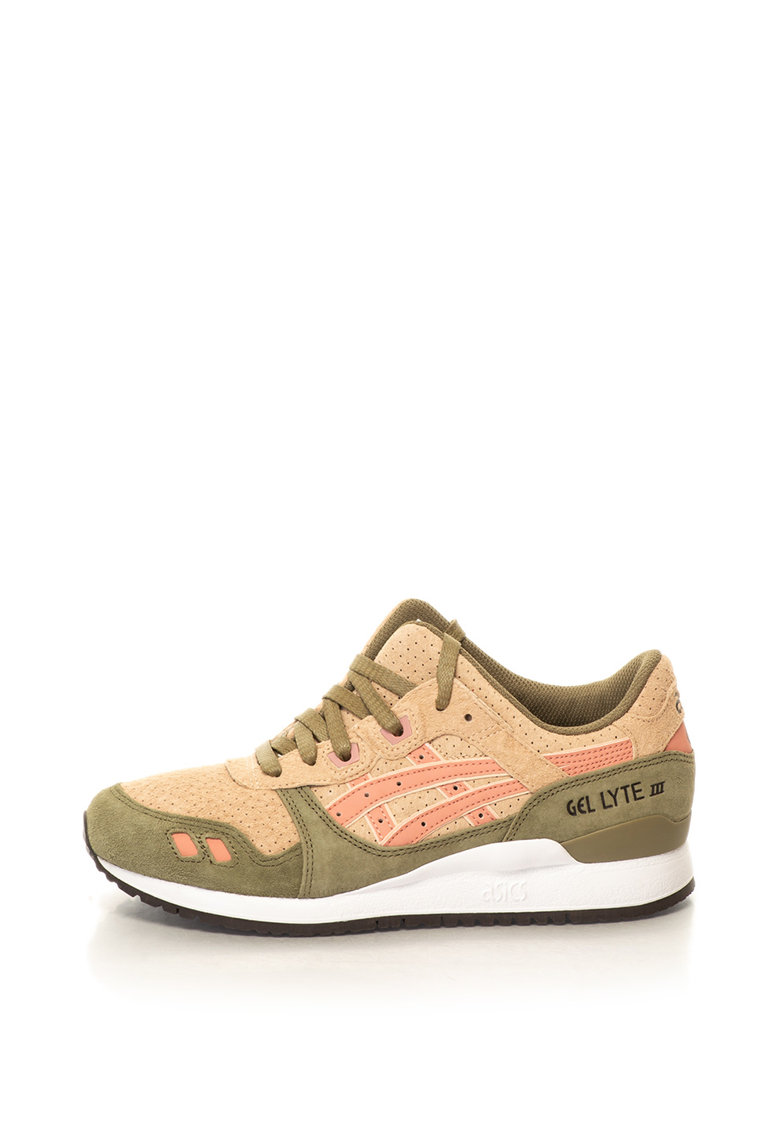 Pantofi sport de piele intoarsa Gel-Lyte III