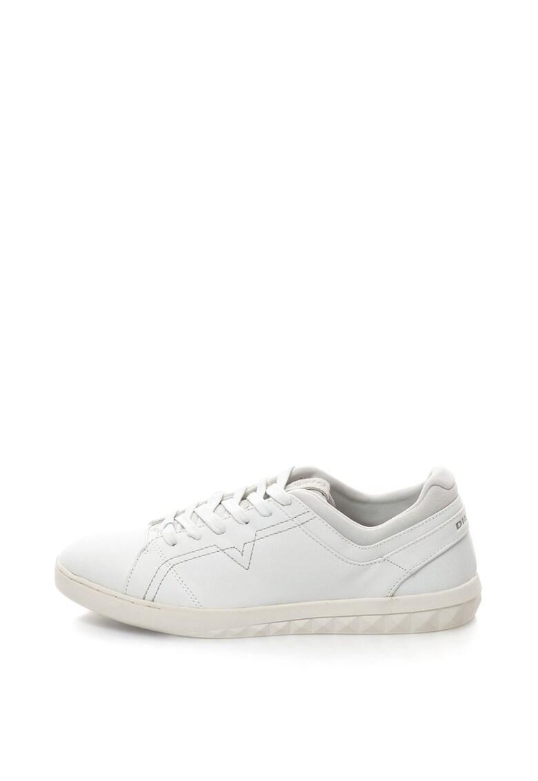 Pantofi sport cu logo stantat S-Studdzy