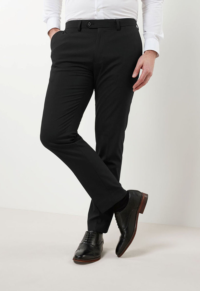 Pantaloni eleganti skinny NEXT