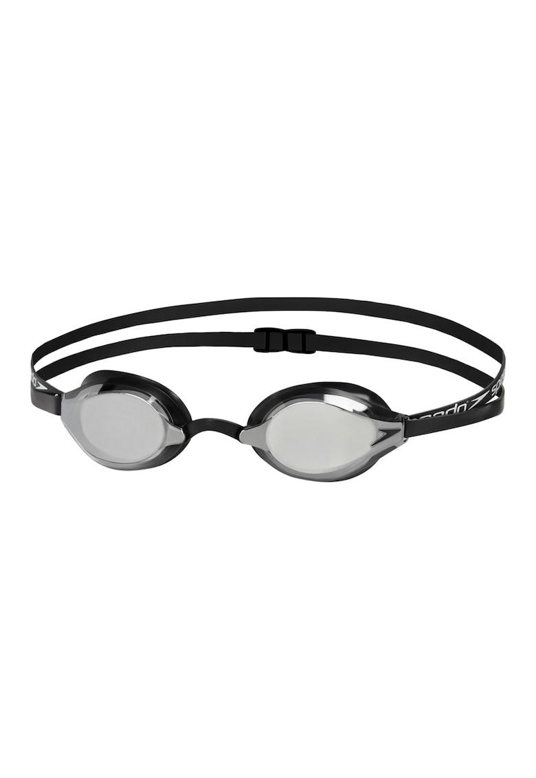 Ochelari inot  Fastskin Speedsocket 2 Mirror pentru adulti - Negru/Argintiu