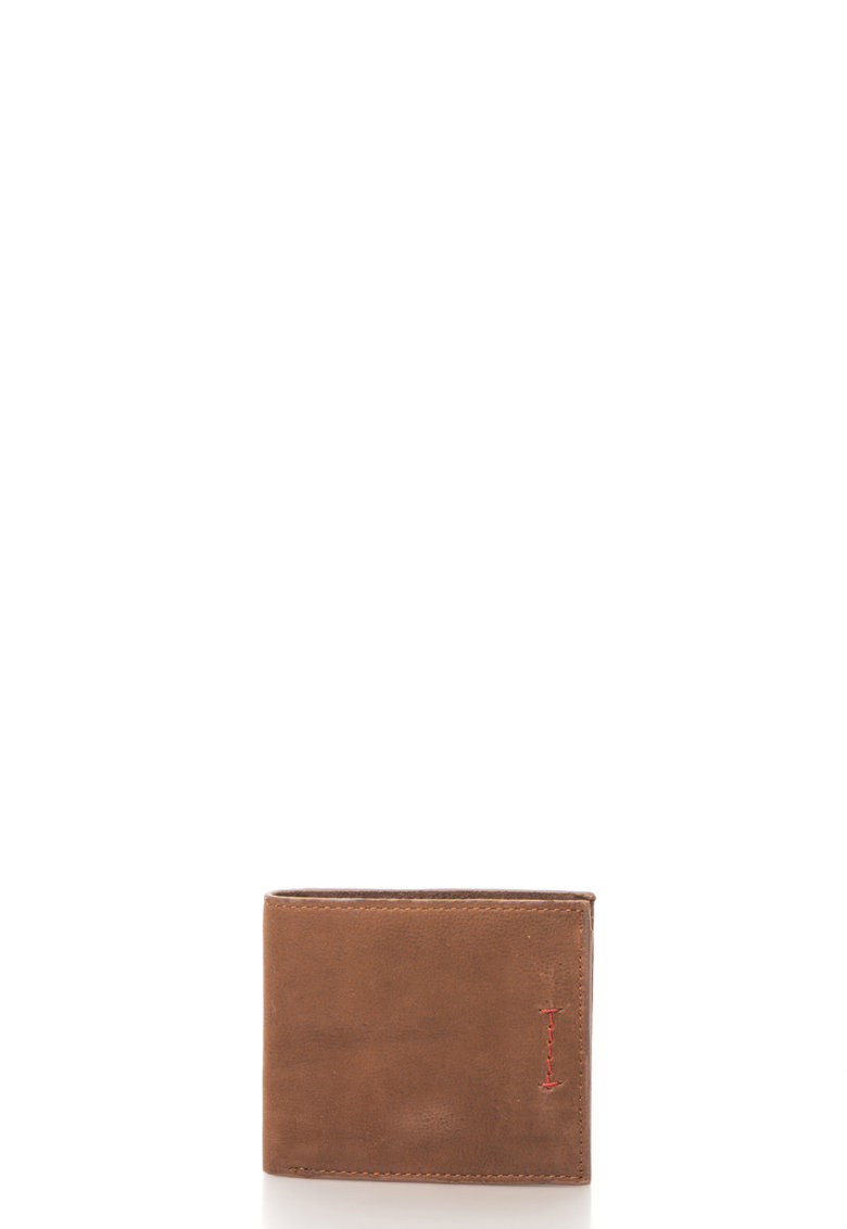 Portofel pliabil de piele Rook Stream thumbnail