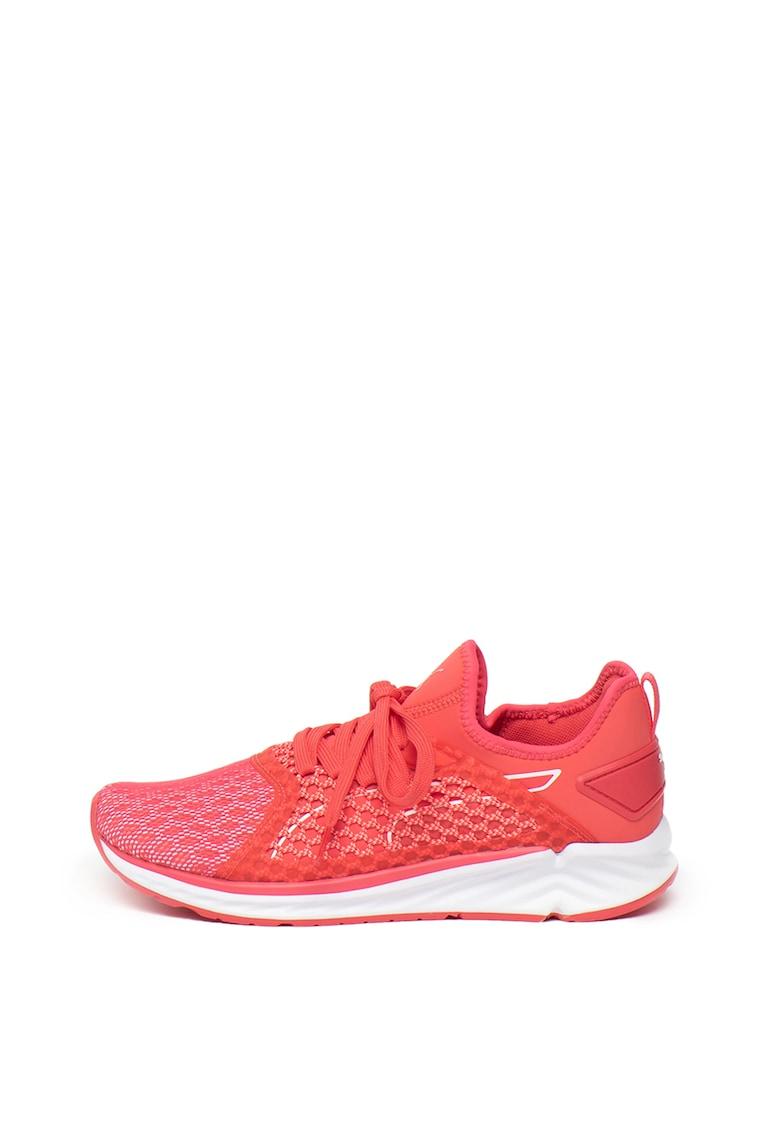 Pantofi cu insertii de plasa – pentru alergare Ignite 4 de la Puma
