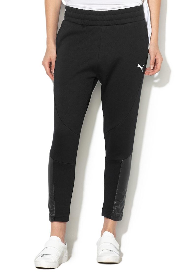 Pantaloni sport cu buzunare oblice Evostripe