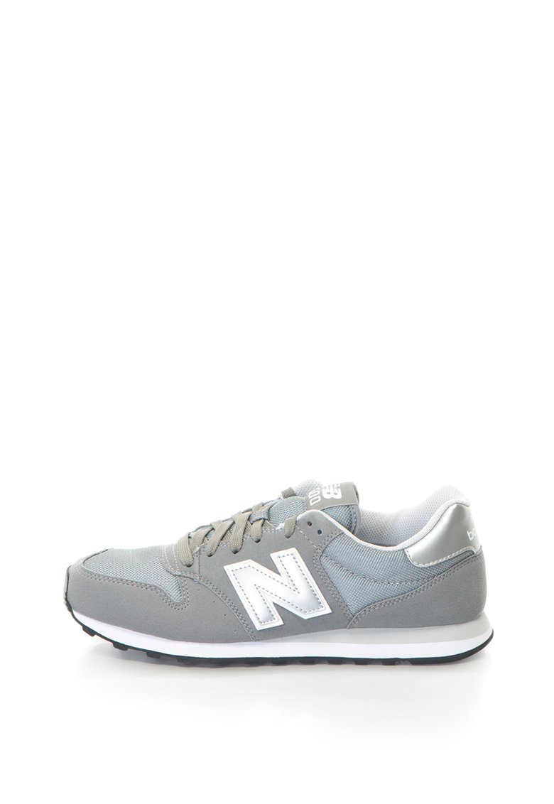 New Balance Pantofi sport cu insertii de plasa 500
