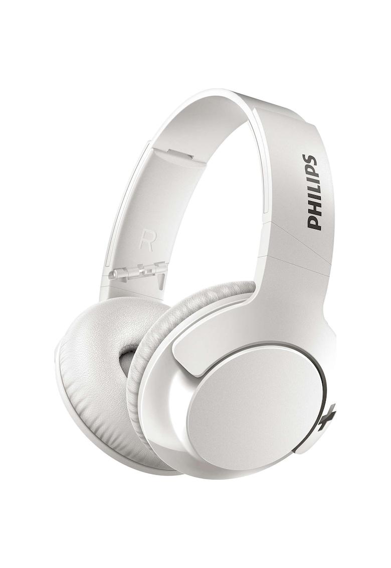Casti SHB3175WT/00 Bass+ - Bluetooth - Alb