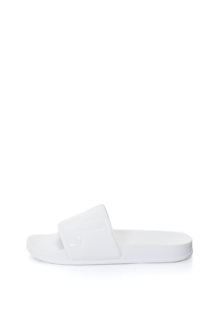 Papuci cu logo Cart