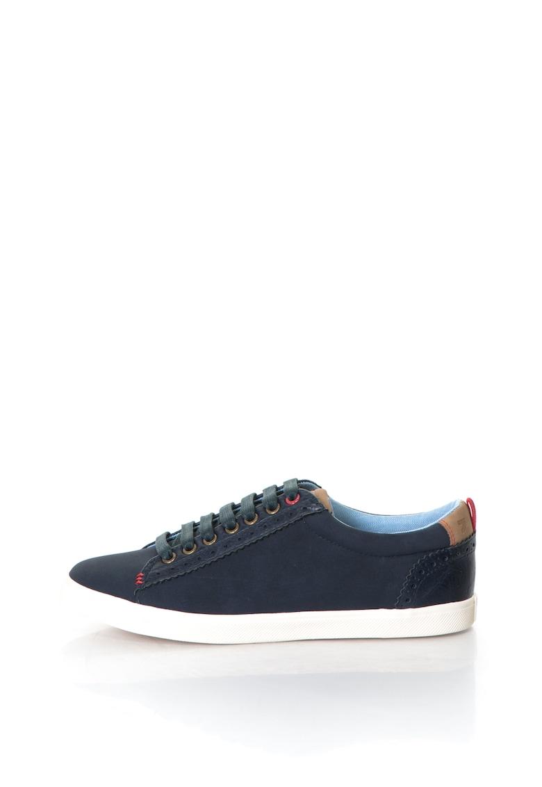 Pantofi sport de piele nabuc sintetica Gioseppo