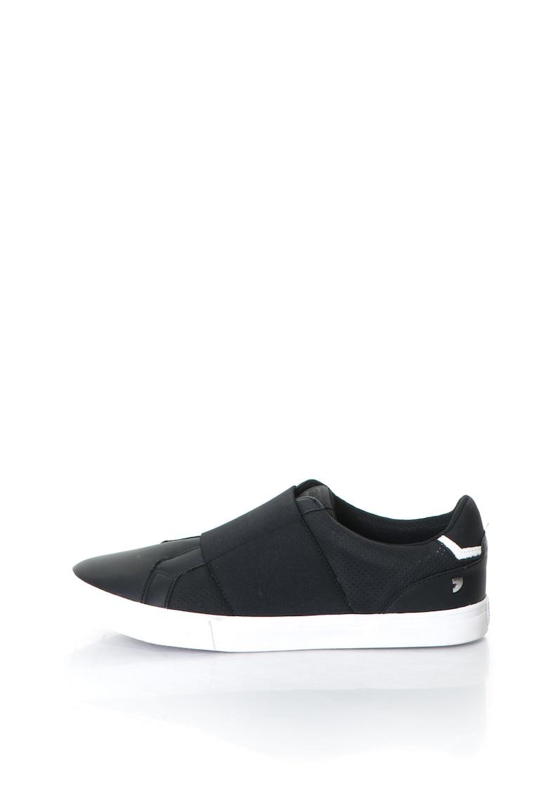 Gioseppo Pantofi sport slip-on de piele sintetica cu perforatii