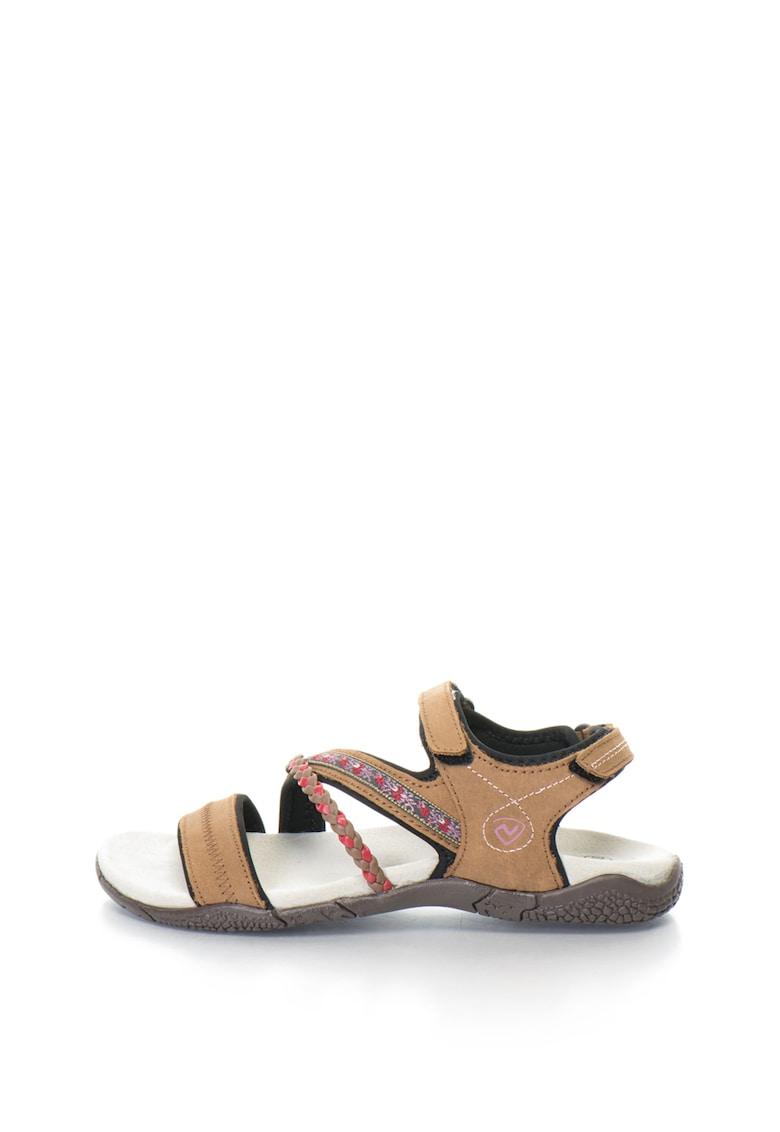 Northland Sandale de piele sintetica cu velcro