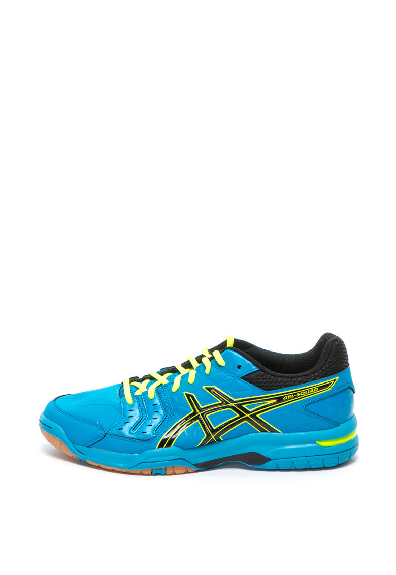 Pantofi pentru handball – cu detalii contrastante Gel-Squad de la Asics