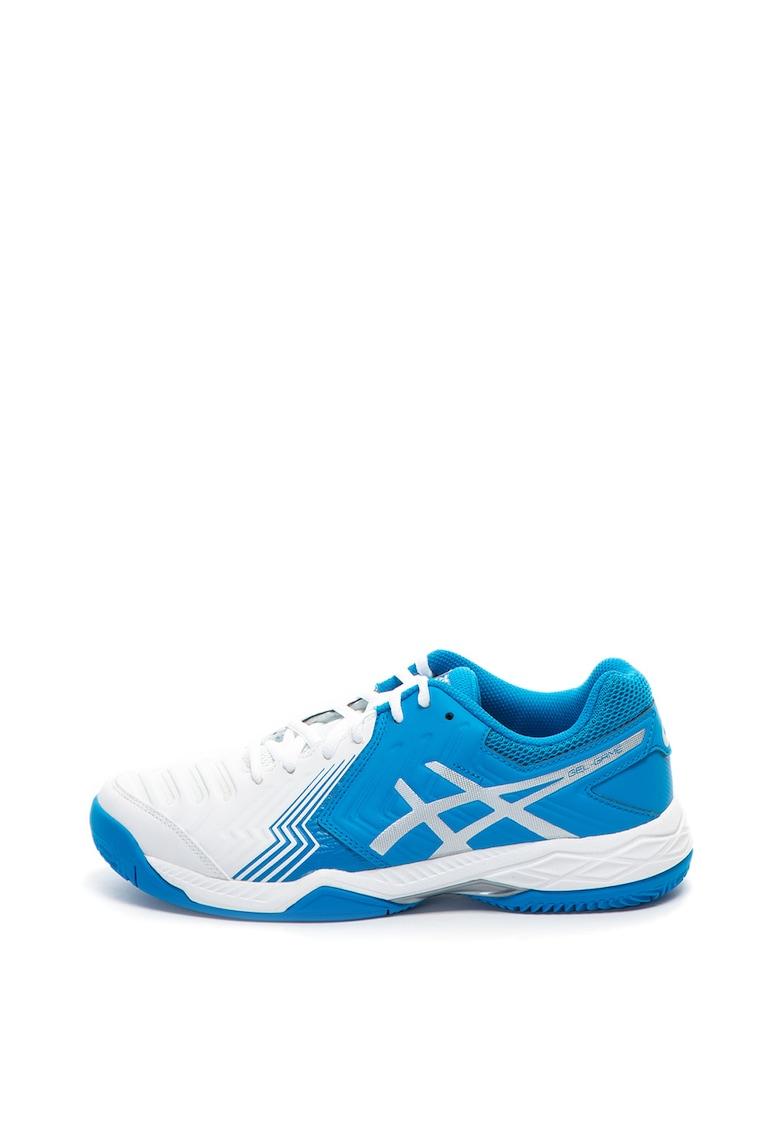 Asics Pantofi cu detalii contrastante - pentru tenis Gel-Game 6 Clay