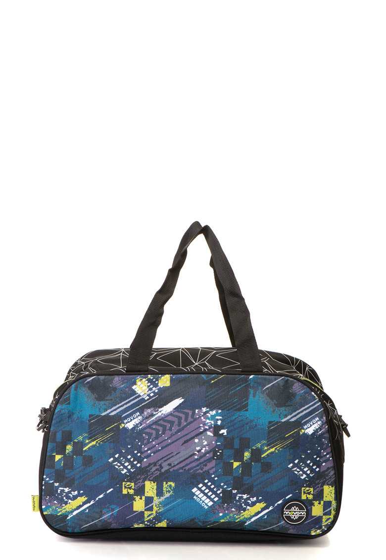 MOVOM Geanta duffle cu model abstract