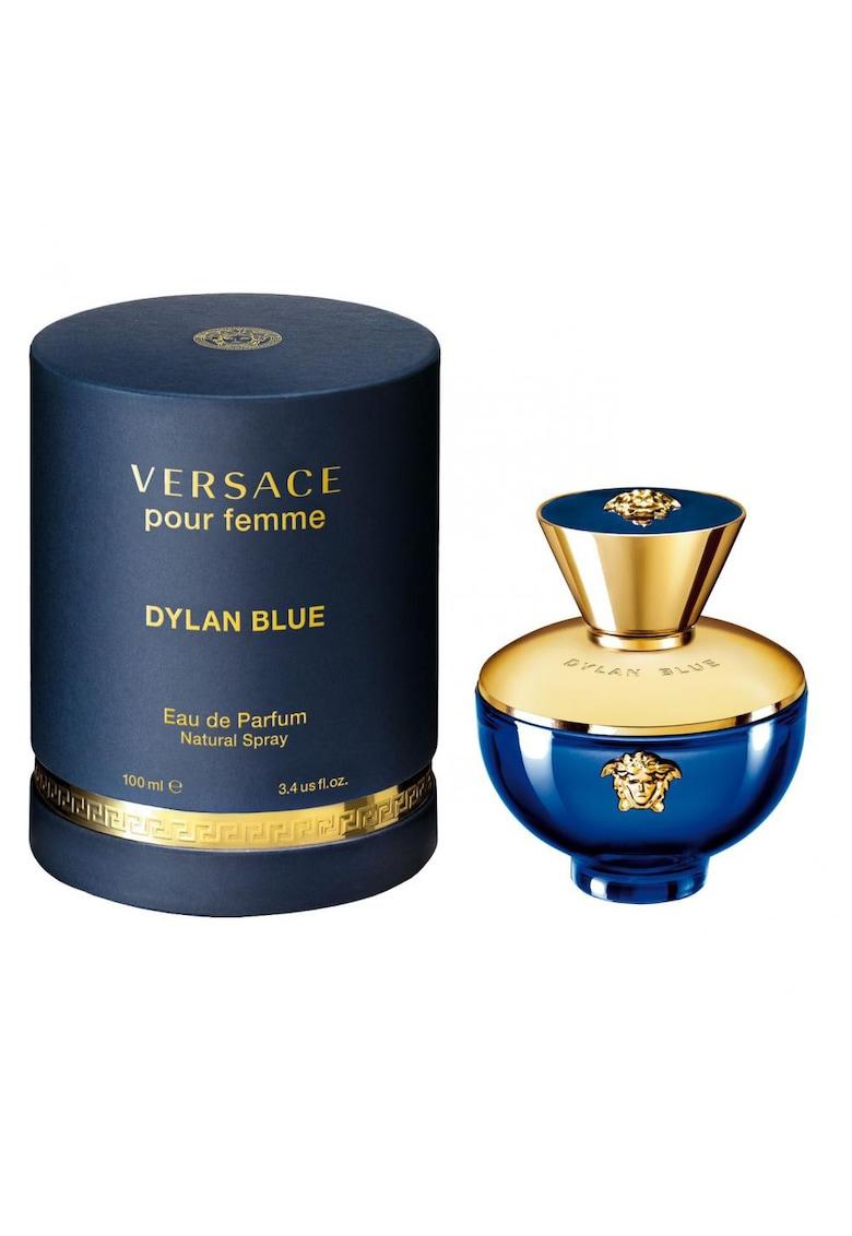 Apa de parfum  New Dylan Blue de la Versace