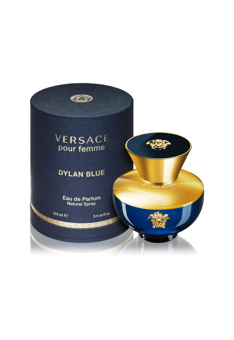Versace Apa de parfum  New Dylan Blue