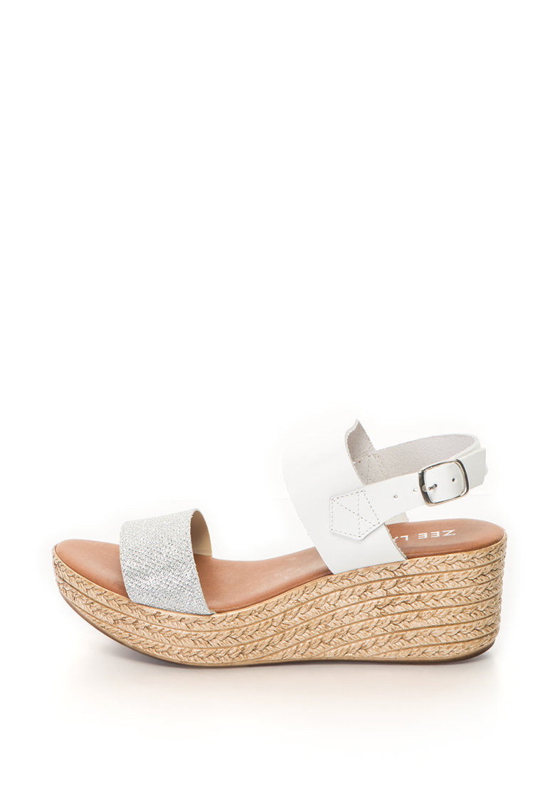 Zee Lane Sandale wedge tip espadrile Alice