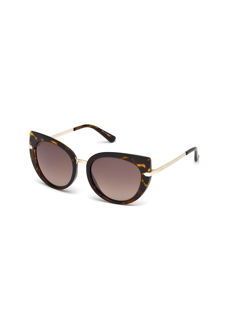 Ochelari de soare cat-eye 7 imagine fashiondays.ro Guess
