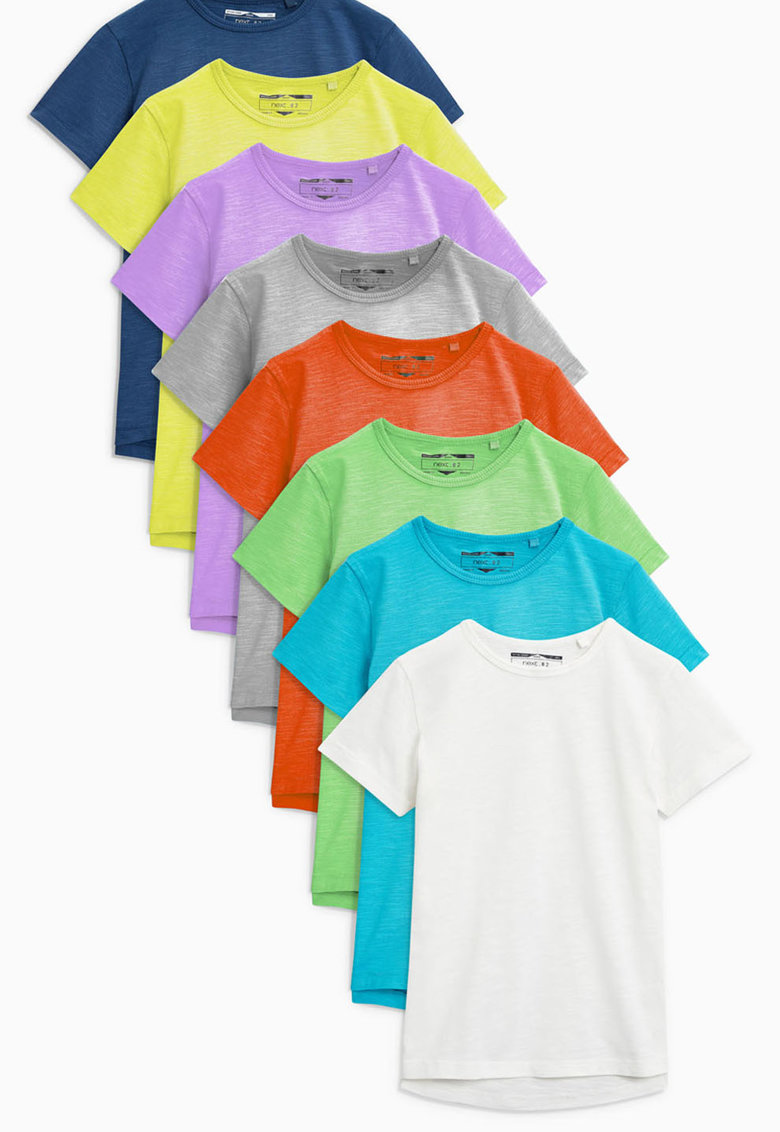 Set de tricouri Essential - 8 piese