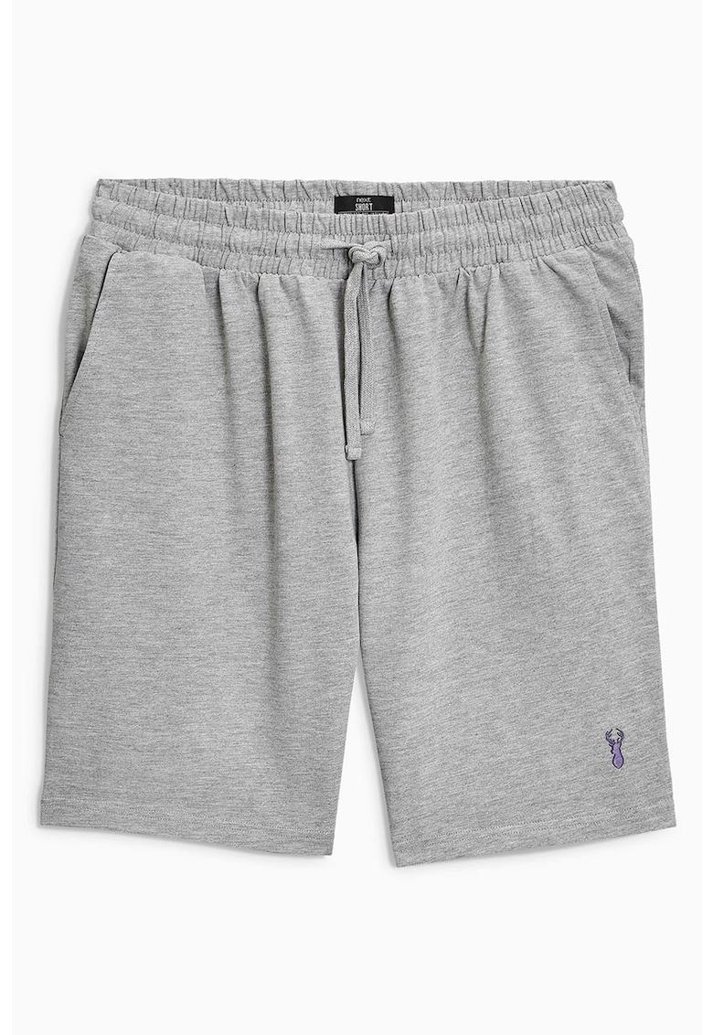 Pantaloni scurti de jerseu cu buzunare NEXT