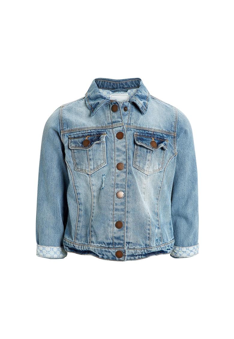 Jacheta din denim