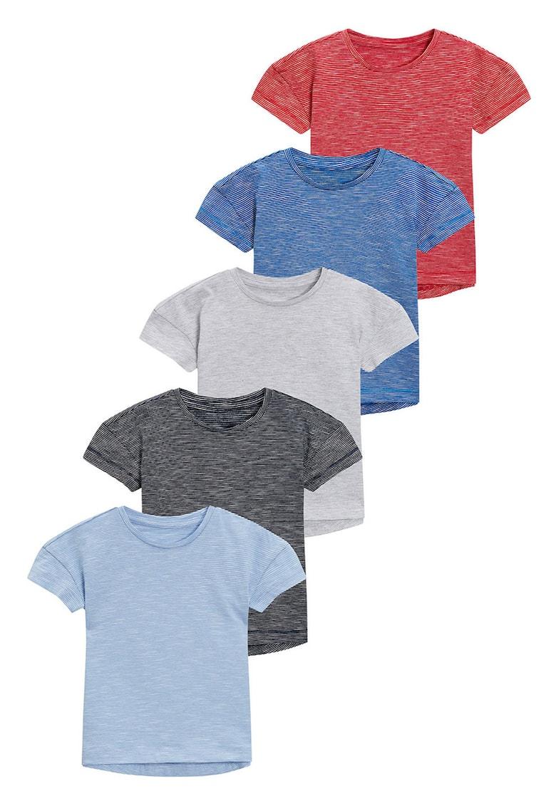 NEXT Set de tricouri Basic – 5 piese