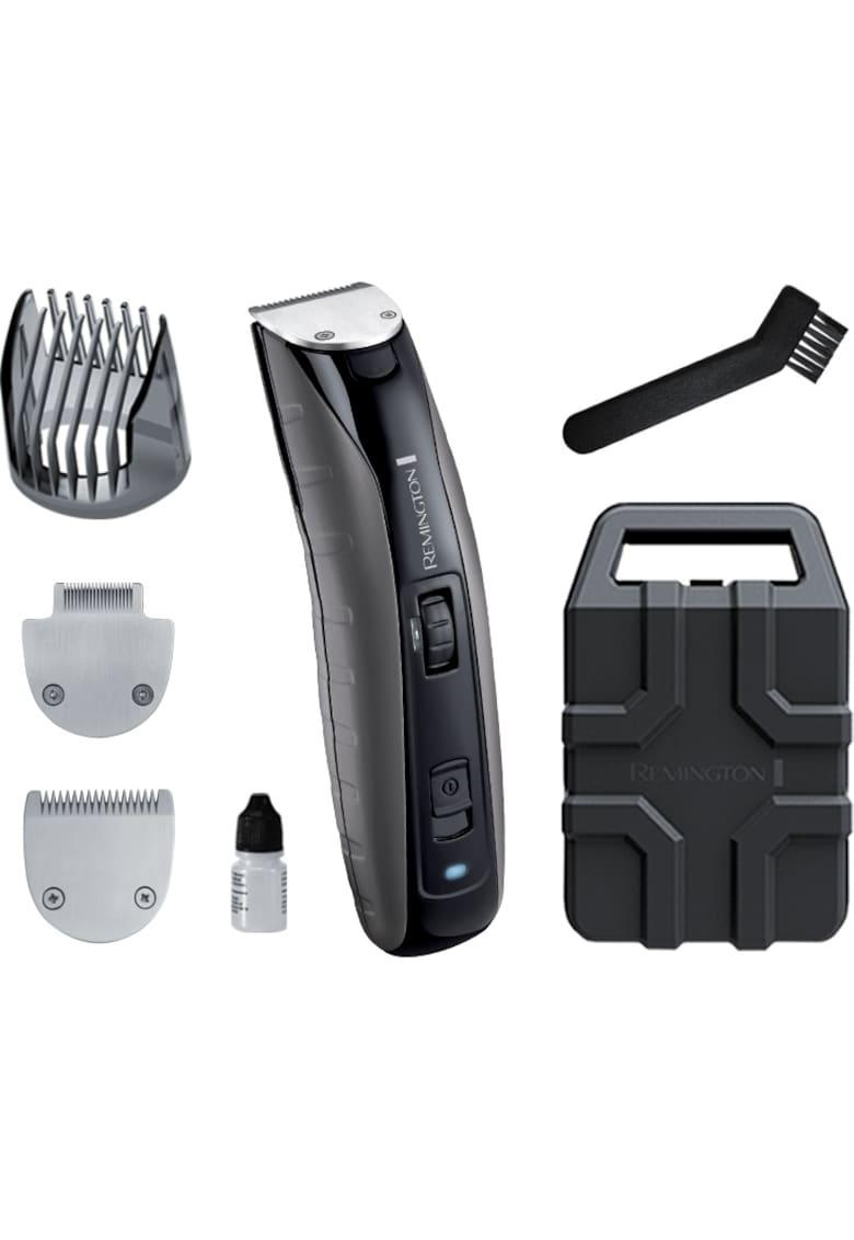 Trimmer pentru barba - Rezistent la socuri - Acumulator - Lavabil - indicator LED - Negru imagine