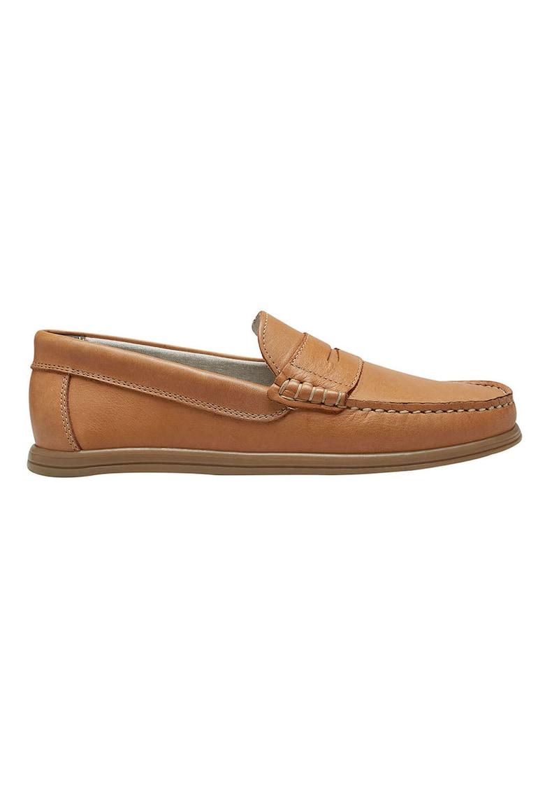 Pantofi loafer de piele Penny de la NEXT