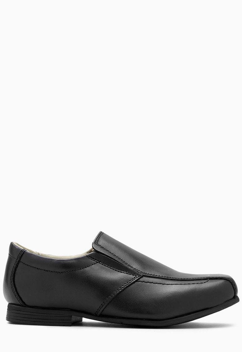 Pantofi loafer de piele cu calapod lat de la NEXT