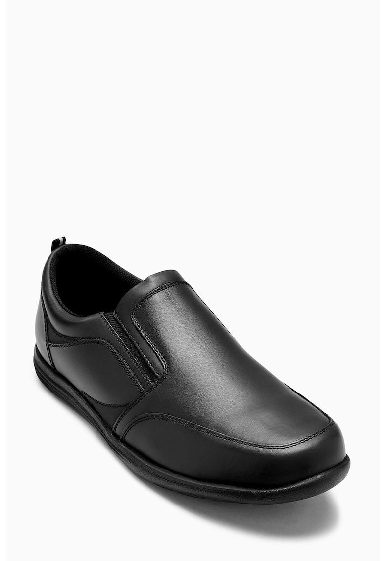 NEXT Pantofi slip-on casual de piele
