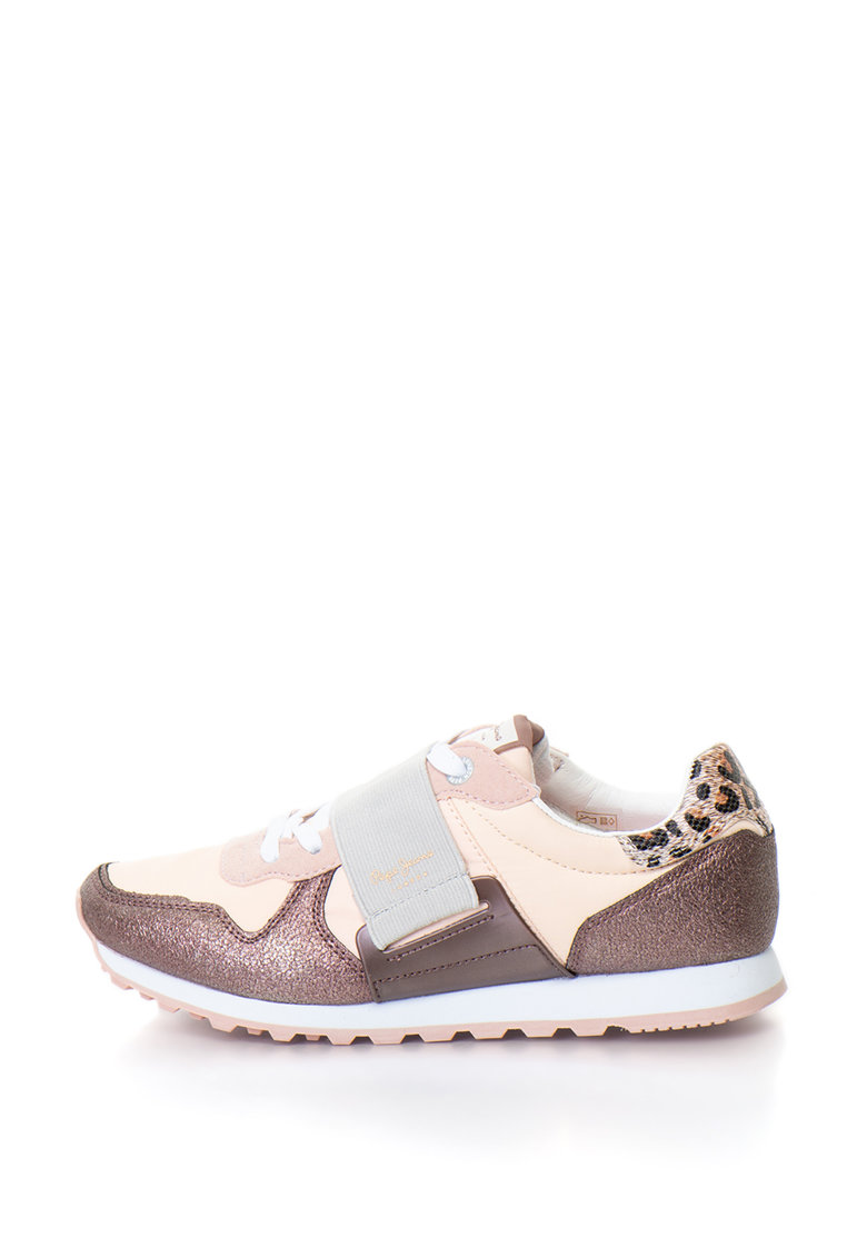 Pepe Jeans London Pantofi sport slip-on cu banda elastica Verona