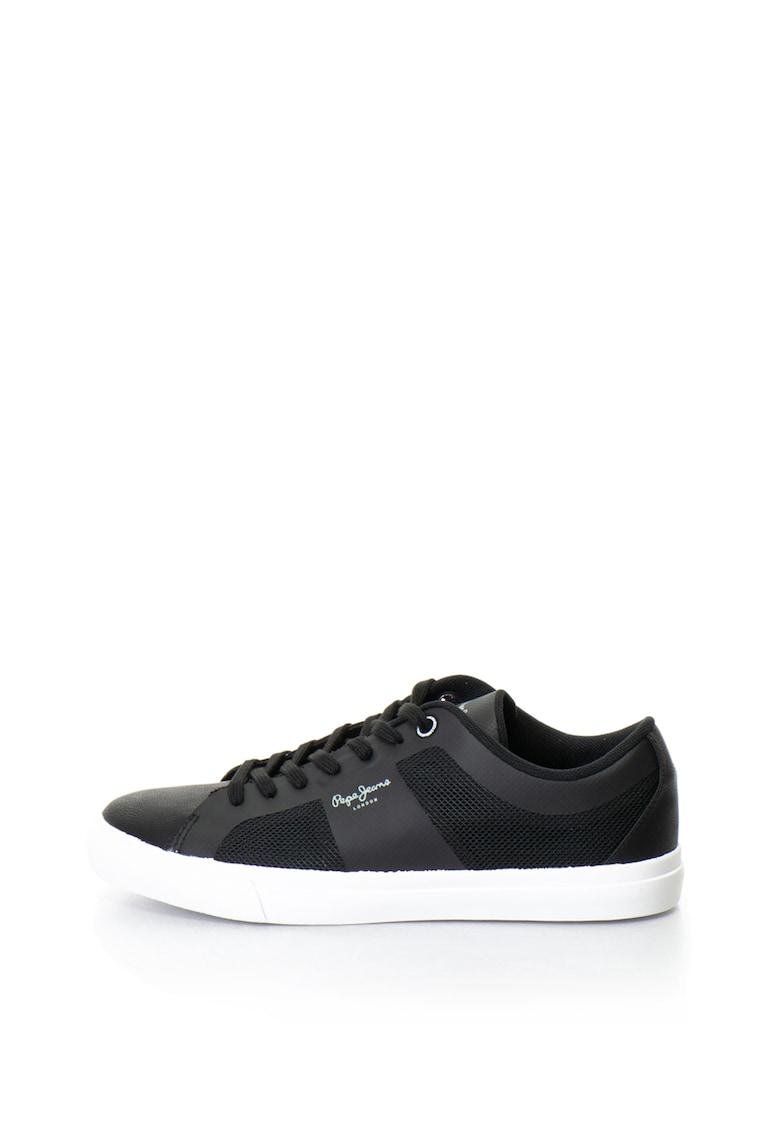 Pepe Jeans London Pantofi sport cu insertie de plasa Harper