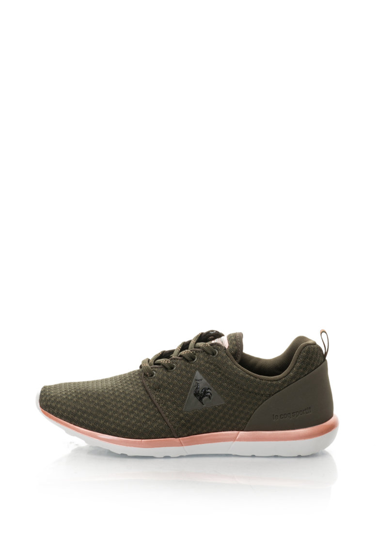 Le Coq Sportif Pantofi sport usori cu aspect de plasa Dynacomf