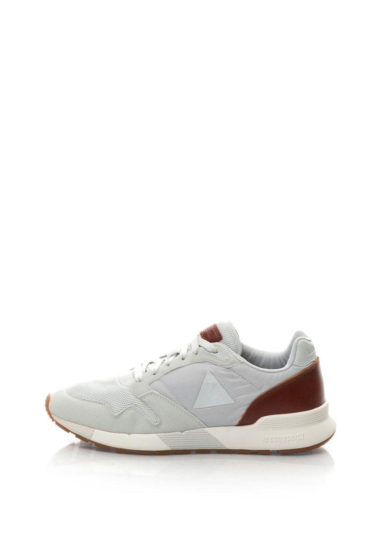 Le Coq Sportif Pantofi sport cu detalii contrastante Omega X