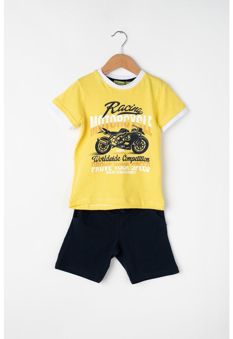 Zee Lane Kids Set de tricou si bermude