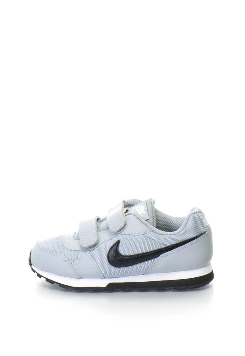 Pantofi sport cu insertii de piele MD Runner de la Nike