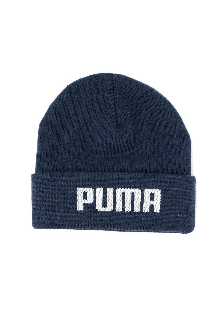 Puma Caciula elastica unisex – tricotata fin cu logo