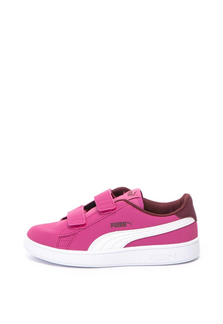 Puma Pantofi sport cu velcro Smash
