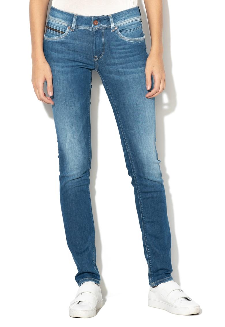 Blugi slim fit New Brooke de la Pepe Jeans London