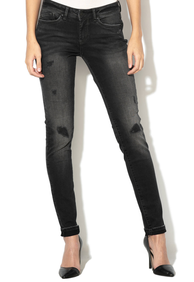 Blugi skinny fit Pixie de la Pepe Jeans London